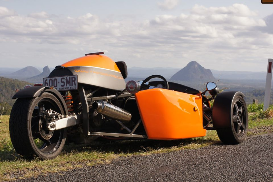 Reverse Trike Cars For Sale